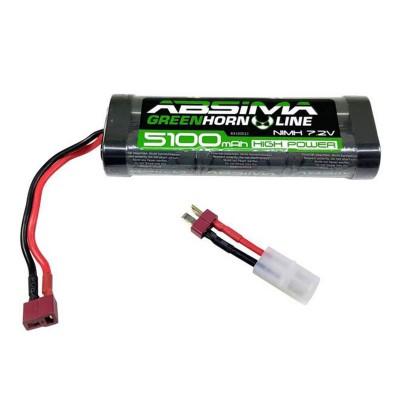 Bateria Absima GreenHorn Stick Pack 7.2V 5100mAh (4100013)
