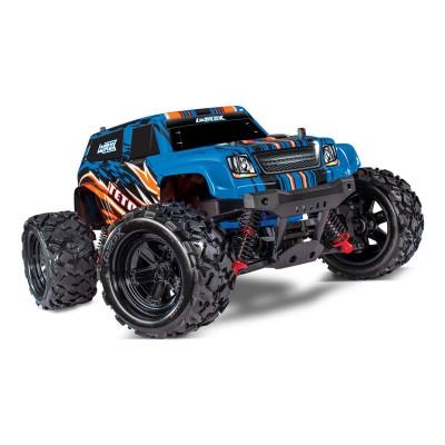 Remote Control Car Traxxas Latrax Teton Truck 4WD Blue