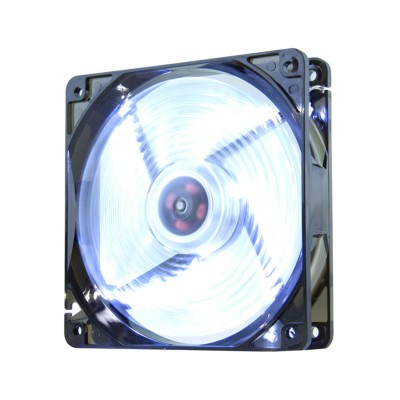 Fan Nox CoolFan 120mm LED 1200RPM White (NXCFAN120LW)
