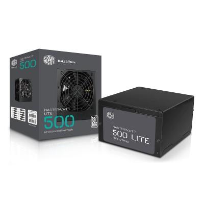 Fonte de Alimentação Cooler Master MasterWatt Lite 500W ATX