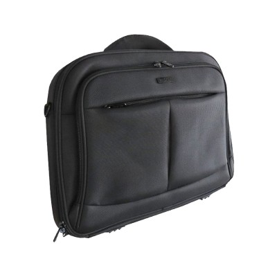 "Laptop Bag Approx 15.6"" Black (NB601)"