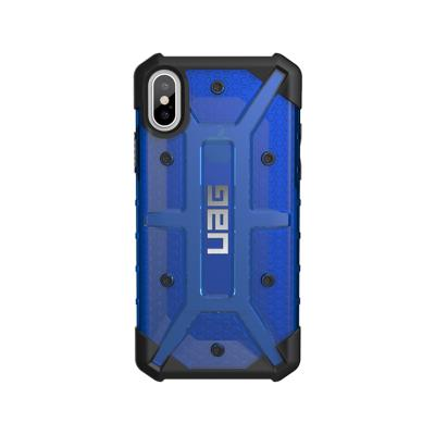 Capa Urban Armor Gear iPhone X Azul (IPHX-L-CB)