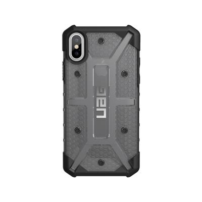 Funda Protección UAG iPhone X/XS Plasma Gris (IPHX-L-AS)