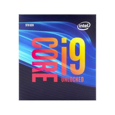Processor Intel Core i9-9900K 8-Core 3.6GHz w/ Turbo 5.0GHz 16MB