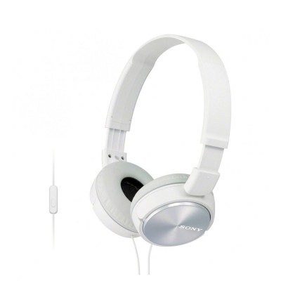 Auscultadores Sony Brancos (MDR-ZX310AP)