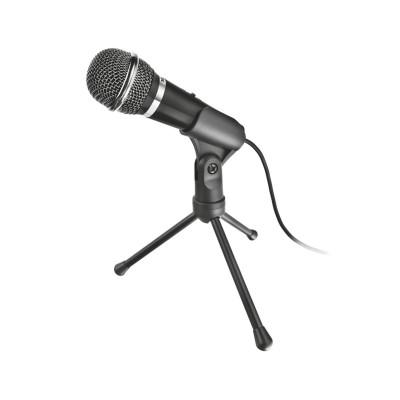 Microfone Trust Strazz All-round Preto (21671)