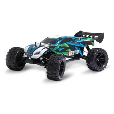 Remote Control Car Modster Evolution Electric Brushed Monster Truck 4WD