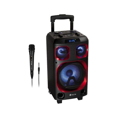 Speaker NGS Wild Ska Zero 120W LED Black