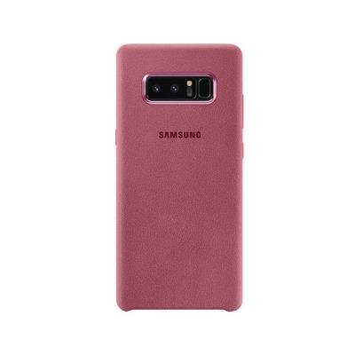 Capa Original Alcântara Original Samsung Note 8 Rosa (EF-XN950APE)