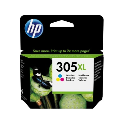 Ink Cartridge HP 305XL Tricolor