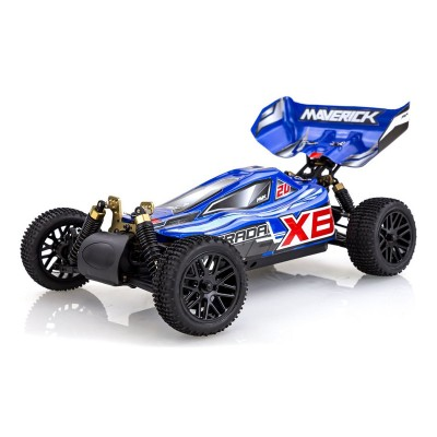 Remote Control Car Maverick Stada XB 4WD Blue (MV12613)