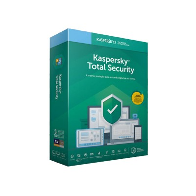 Software Kaspersky Total Security 2020 5 Devices - 1 Year