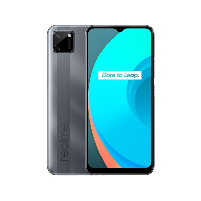 Realme C11 32GB/2GB Dual SIM Preto