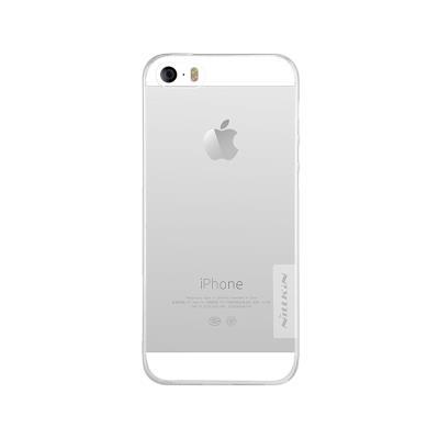 Capa Silicone Nillkin iPhone 5/SE Transparente