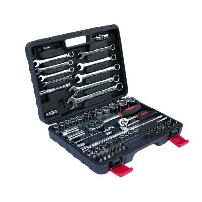 Tool box HedoTools 82 Pieces (HT-190082-1)