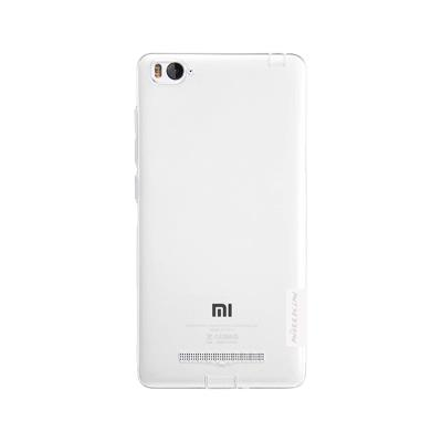 Nillkin Silicone Case Xiaomi Mi4i Transparent