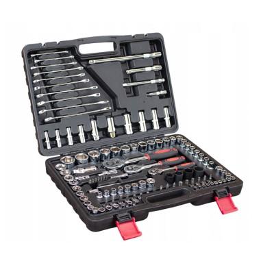 Tool box HedoTools 120 Pieces (HT-028)