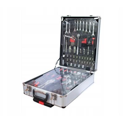 Tool box HedoTools 186 Pieces (HT-007)