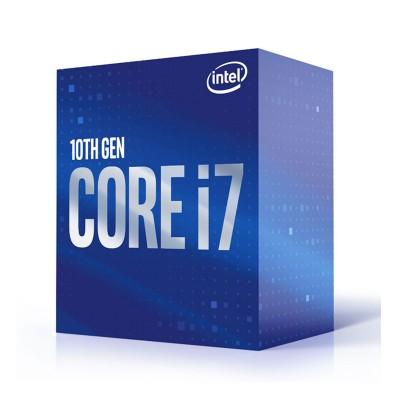 Processador Intel Core i7-10700F 8-Core 2.9GHz c/Turbo 4.8GHz 16MB
