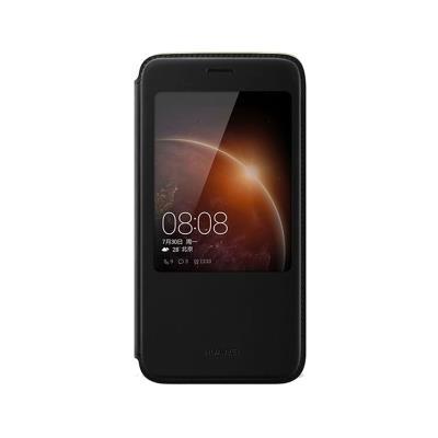 Capa S-View Original Huawei G8 Preta