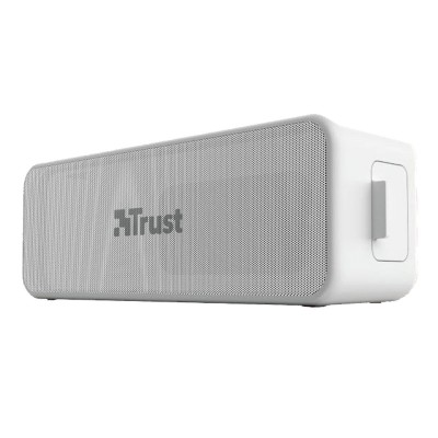 Bluetooth Speaker Trust Zowy Max Stylish 20W 2.0 White