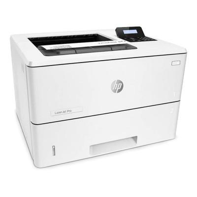 Monochrome Printer HP LaserJet Pro M501dn Duplex White
