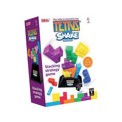 Game Tetris Shake w/Vibrating Base