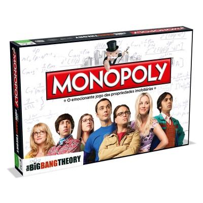 Game Monopoly The Big Bang Theory (Portuguese Version)