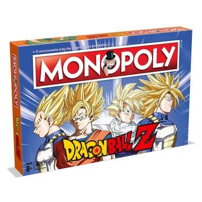 Game Monopoly Dragon Ball Z (Portuguese Version)