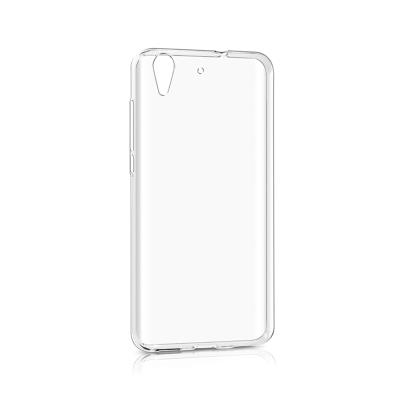 Hard Case Huawei Y6II Transparent