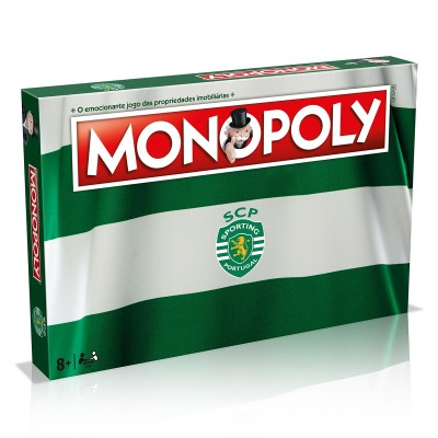 Game Monopoly Sporting CP