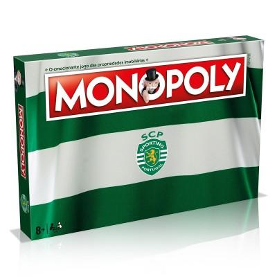 Jogo Monopoly Sporting CP
