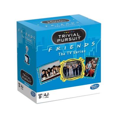 Game Trivial Pursuit Friends (Portuguese Version)