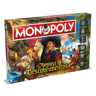 Game Monopoly Odyssey of the Discoveries