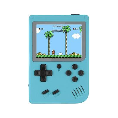 Consola Portátil Clássica c/500 Jogos Azul