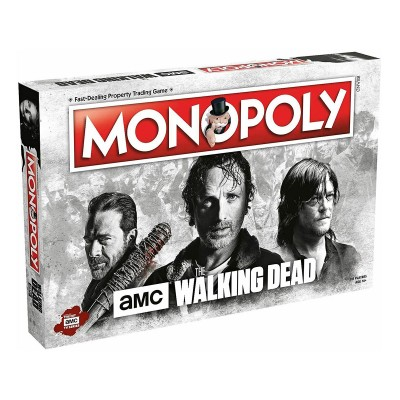 Game Monopoly The Walking Dead