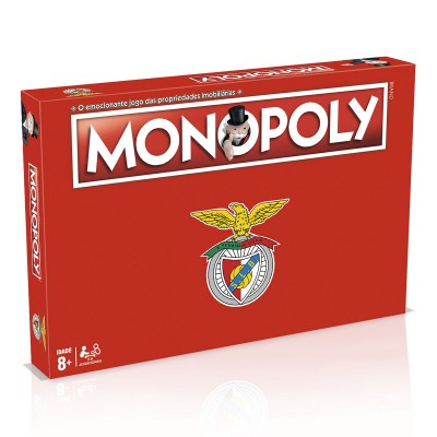 Game Monopoly SL Benfica