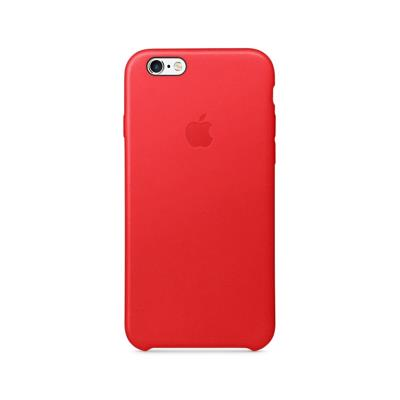 Original Leather Case iPhone 6/6S Red (MKXX2ZM/A)