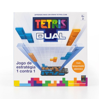 Game Tetris Dual 2020