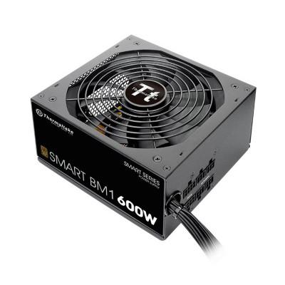 Fuente de alimentación Thermaltake 600W 80 Plus Bronze Semi-Modular
