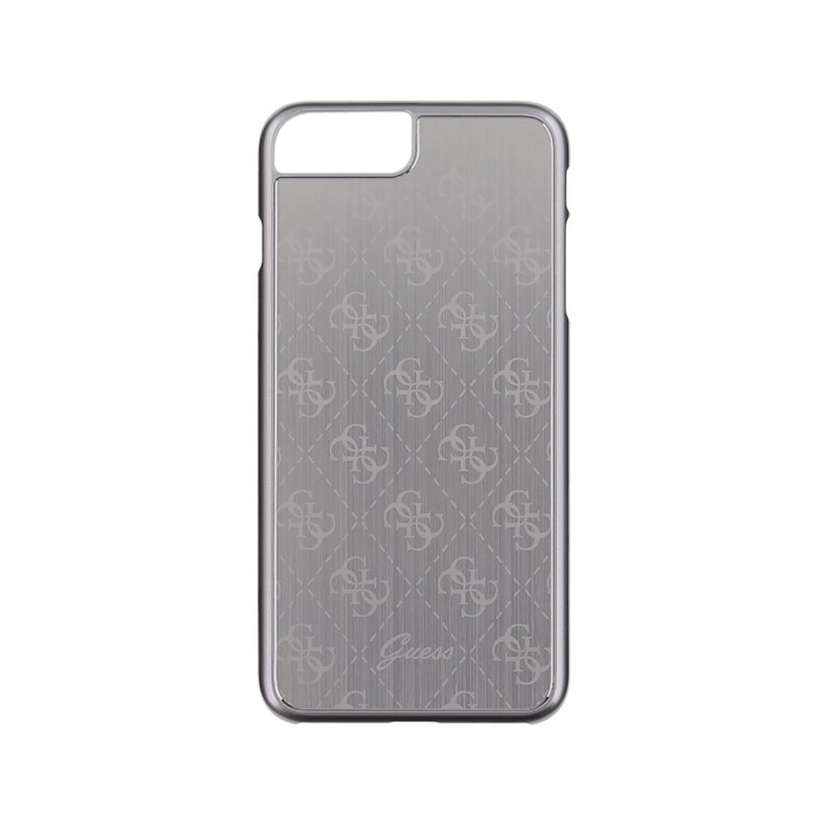 d068eb8e4 Compre online Funda Metalica Hardcase Guess iPhone 7 Plus Plateado  (GUHCP7LMESI)