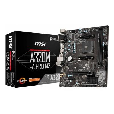 ATX Motherboard MSI A320M-A Pro M2 (911-7C52-003)
