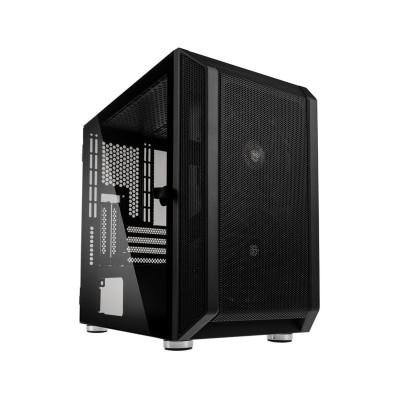 Computer Case Kolink Citadel Mesh w/Window Micro-ATX Black (CITADEL-MESH)