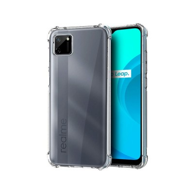Reinforced Silicone Cover Realme C11 Transparent
