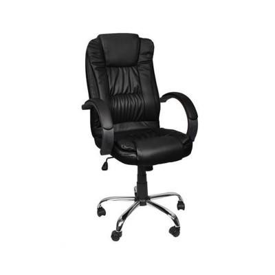 Cadeira de Escritório ECO Couro Preta (8983)