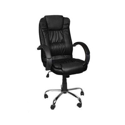 Office Chair ECO Couro Black (8983)