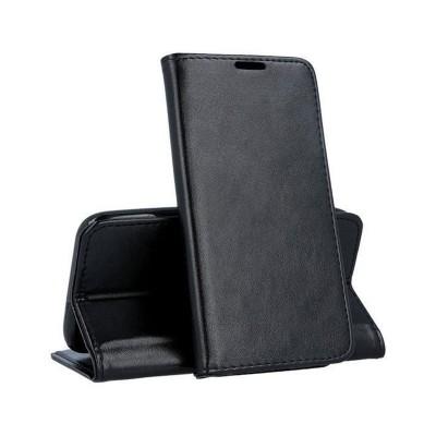 Funda Flip Cover Premium Liso Huawei P40 Lite Negra