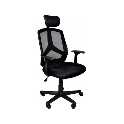 Ergonomic Office Chair Black (8981)