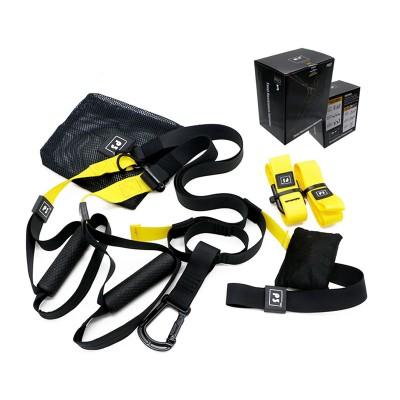 Conjunto Bandas De Exercícios Pro Amarelo