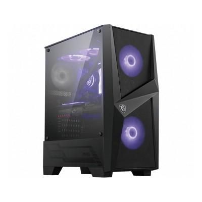 Computer Case MSI MAG Force 100M RGB ATX Black (306-7G03M21-809)